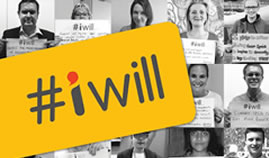 Eploy pledge support to the #iwill campaign