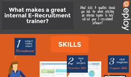 What makes the ideal E-Recruitment Trainer?
